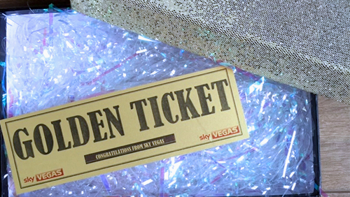 Gold rush: Winning Grand National 'golden ticket' loose in Liverpool