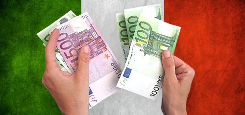 Italy's regulated online gambling market revenue improves by one-fifth in Q1