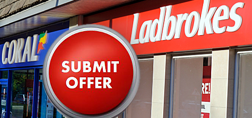 UK watchdog may require Ladbrokes-Coral to sell as many as 1k betting shops