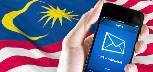 Malaysia cancels 8k mobile phone numbers to combat text message gambling promos