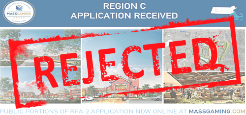Massachussets regulators reject Rush Street Gaming's Brockton casino proposal