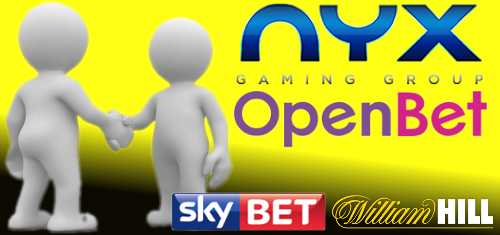 NYX seals £270m acquisition of OpenBet with help from William Hill and Sky Betting