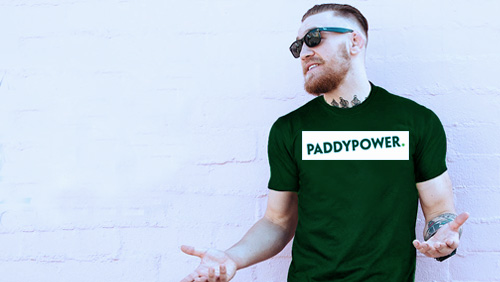 Paddy Power Offers Conor McGregor Career Advice