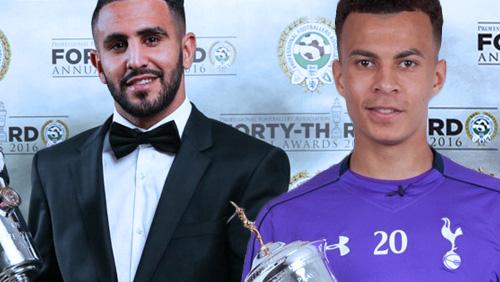 PFA Awards: Riyad Mahrez and Dele Alli Win Top Awards in Botched Ceremony