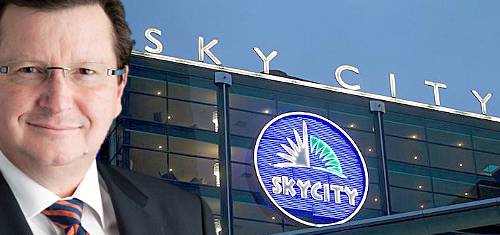 SkyCity CEO Nigel Morrison stepping down, John Mortensen named interim CEO