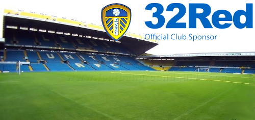 32Red starts 2016 off on a trading tear, inks shirt deal with Leeds United FC