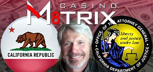 Former California regulator forfeits gaming license, pays $75k to resolve probe