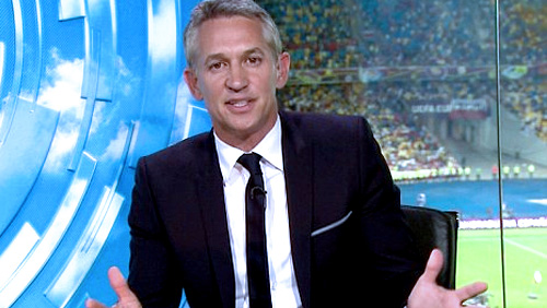 Coral Offer Odds on Gary Lineker MOTD Undies Colour