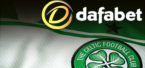 Dafabet inks four-year shirt sponsorship with Scottish football stars Celtic