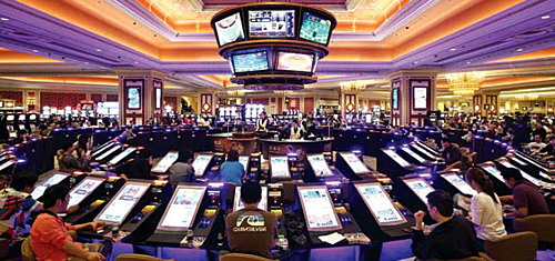 Asian casinos to add 25% more electronic table game seats in next three years