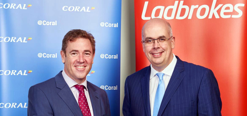 UK watchdog okays Ladbrokes, Gala Coral merger if 400 betting shops sold