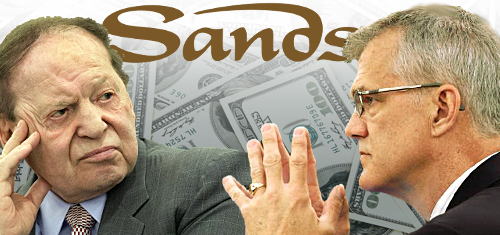 Las Vegas Sands settles six-year-old court fight with Sands China ex-CEO Steve Jacobs