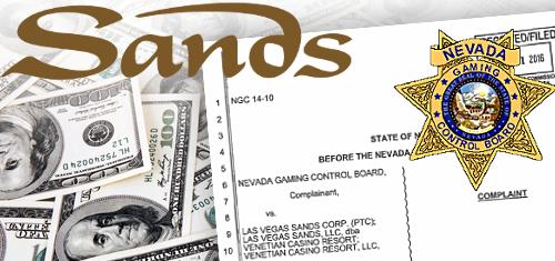 Las Vegas Sands pays Nevada regulators $2m to drop license violation claim