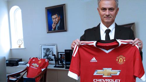 Man Utd Sign Jose Mourinho on 3-Year Deal