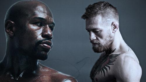McGregor gets underdog tag vs. Mayweather