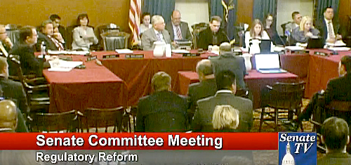 Michigan legislators either impressed or bored by online gambling testimony
