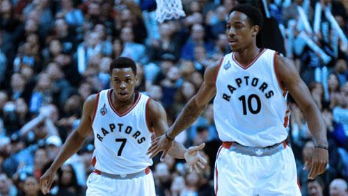 NBA Eastern Conference Finals: Raptors even up East Finals against Cavs