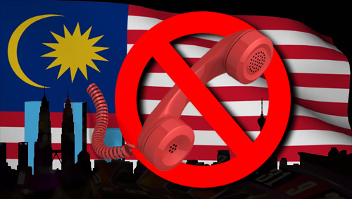 Over 12,000 phone lines with link to gambling blocked in Malaysia