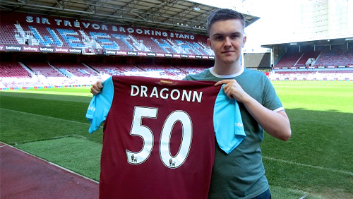 "Premier League Sides Look to eSports to Find Fans of the Future After West Ham Sign FIFA Player Sean ""Dragonn"" Allen"