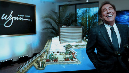 Wynn finally bags city building permit for Boston Harbor project