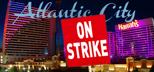 Five Atlantic City casinos facing unionized workers strike on July 1
