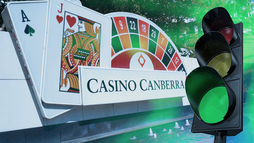 Canberra Casino gets green light for multi-terminal table games