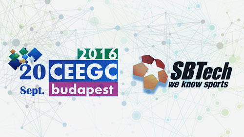 CEEGC 2016 Budapest announces SBTech as first Silver Sponsor