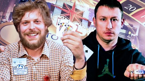WSOP Review: Keeline Makes a Beeline For The Colossus II; Berg Cool as Ice to Win the Bracelet in DC