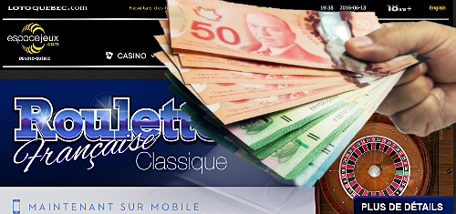 Loto-Quebec's online gambling revenue up more than one-third in fiscal 2015-16