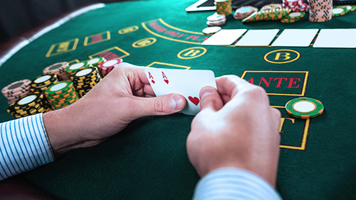 Poker And The Power of Presence