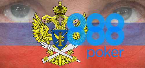 Russia cuts off Amazon Cloud service for running 888Poker ad