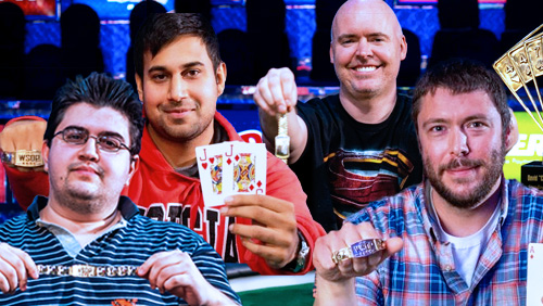 WSOP Review: Gold For Hennigan, Klein, Mandavia, and Wolansky