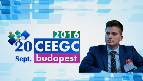 CEEGC 2016 Speaker profile – Jan Řehola – Focus on Czech Republic – New Gambling act. – Gambling reform – License application process