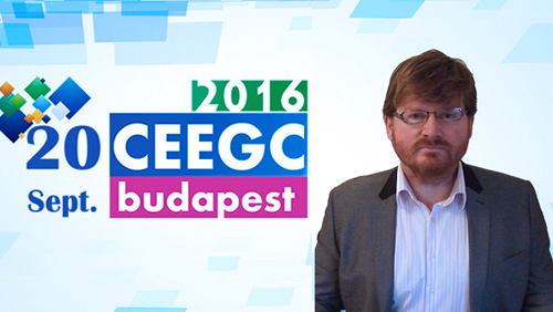 CEEGC 2016 Speaker profile – Mark McGuinness – eSports in Eastern and Central Europe