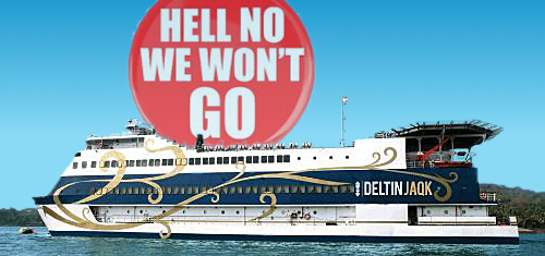 Goa's floating casinos offered permanent home but they find no reason to relocate