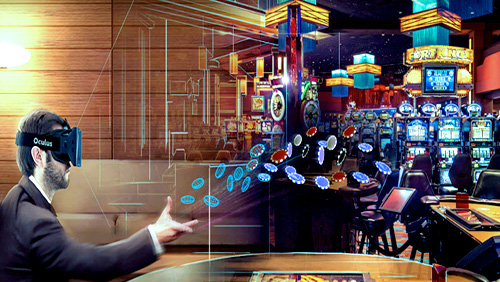 How Virtual Reality Could Effect Gambling