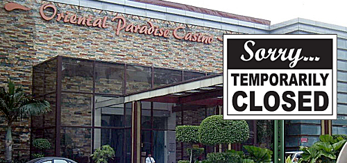 Philippine casino ordered closed for failing to honor revenue-sharing deal