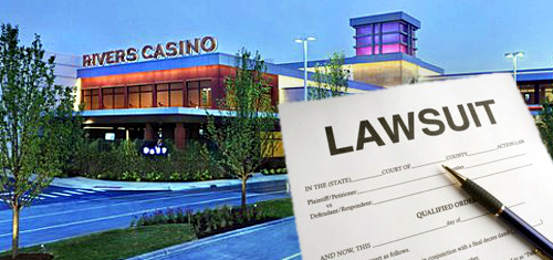 Pennsylvania slots revenue rises second straight year; Rivers sues over slots tax
