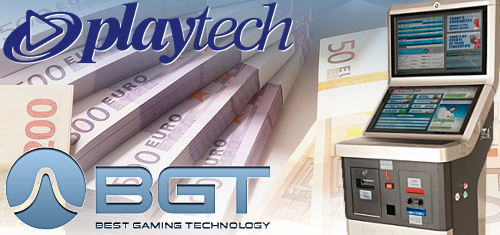 Playtech acquire self-service betting terminal stars Best Gaming Technology