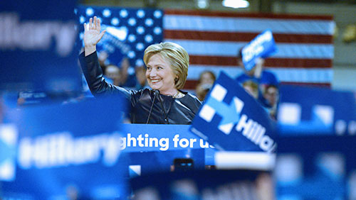 Prop betting: What will Hillary Clinton say in her acceptance speech?