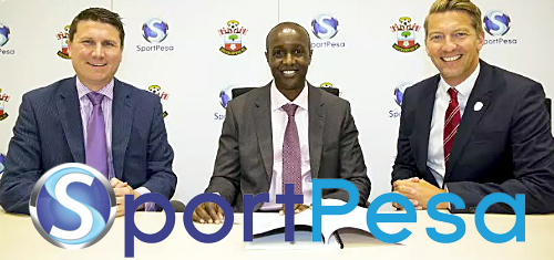 SportPesa-Southampton betting partners; Ladbrokes sponsor rugby MPs
