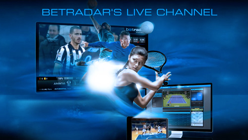 Tipbet signs up for Sportradar's Live Channel Online