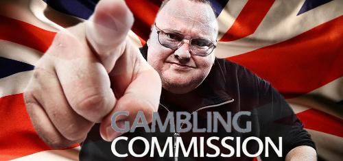 UK gambling operators can't advertise on Kim Dotcom's Megaupload reboot