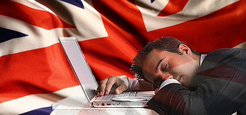 UK gambling survey shows young adults losing interest in online gambling