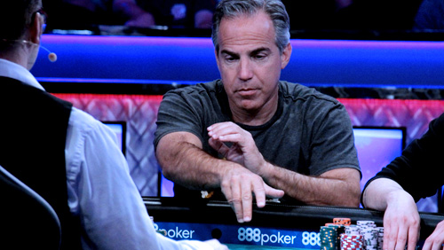 WSOP Main Event Day 7 Level 33: Cliff Josephy Leads; 4 More Feel The Axe