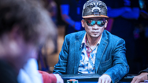 WSOP Main Event Day 7 Level 34: Qui Nguyen a One Man Wrecking Machine