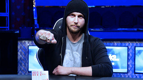 WSOP Review: Brandon Shack-Harris Doing Things The Right Way