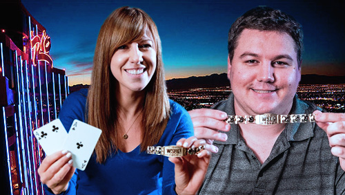 WSOP Review: Gold For Bicknell & Deeb