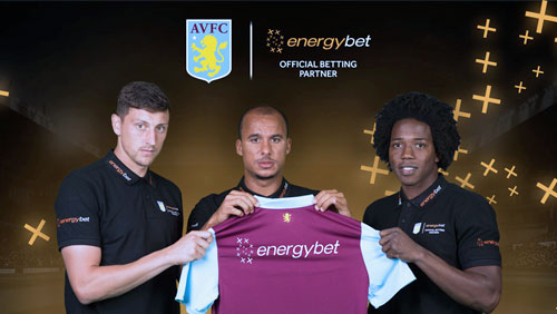 Aston Villa Welcome Energybet As Official Betting Partner