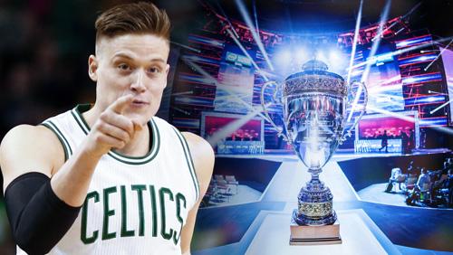 Boston Celtics Star Buys eSports Franchise; ESIC Commish Warns of Organised Crime; Yahoo Ink Deal With ESL